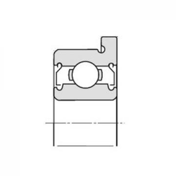 9,000 mm x 20,000 mm x 6,000 mm  NTN F-699LLU deep groove ball bearings