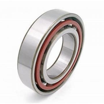 25 mm x 52 mm x 15 mm  NKE QJ205-MPA angular contact ball bearings