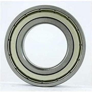 25 mm x 52 mm x 15 mm  Fersa 6205 deep groove ball bearings