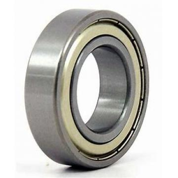 30 mm x 62 mm x 16 mm  KBC 6206DD deep groove ball bearings