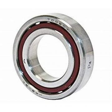 30 mm x 62 mm x 16 mm  NSK 7206BEA angular contact ball bearings