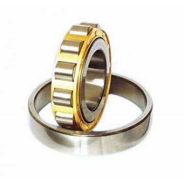 85 mm x 130 mm x 22 mm  NSK QJ1017 angular contact ball bearings