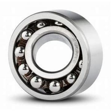 85 mm x 130 mm x 22 mm  SKF S7017 ACD/HCP4A angular contact ball bearings