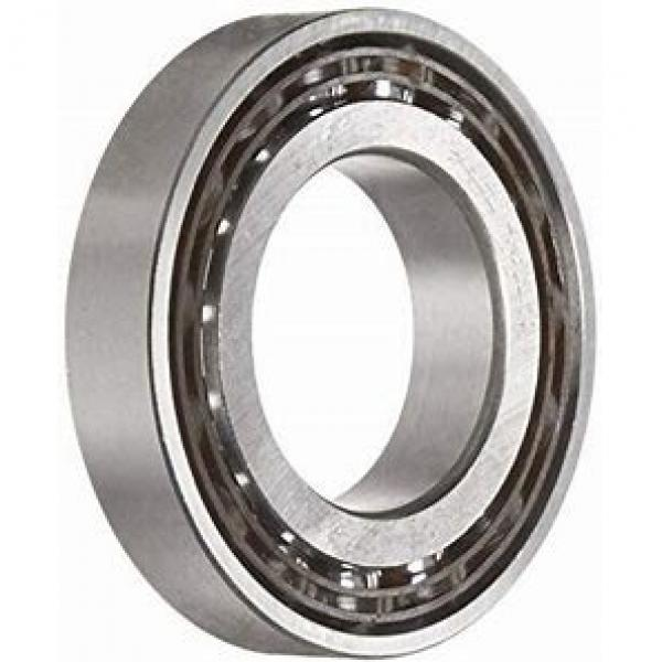 ISO QJ1022 angular contact ball bearings #1 image