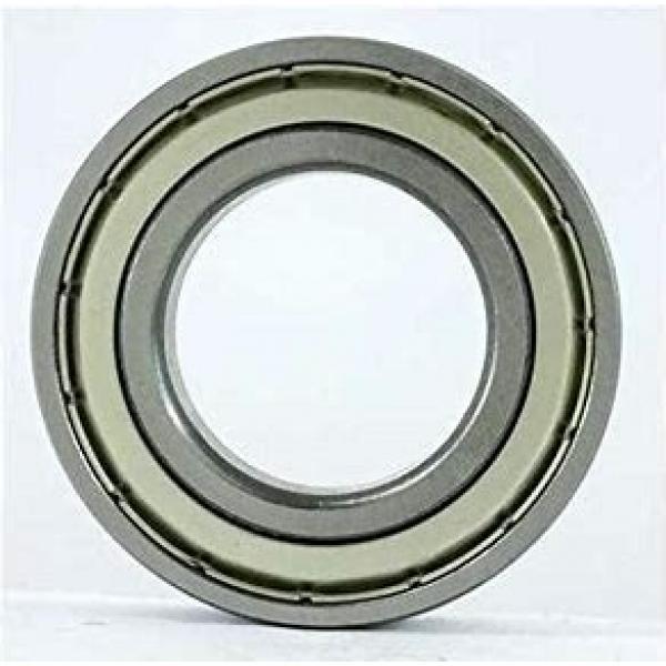 25 mm x 52 mm x 15 mm  NACHI 6205 deep groove ball bearings #1 image