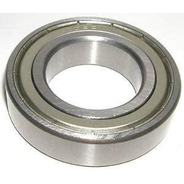 25 mm x 52 mm x 15 mm  NACHI 6205NR deep groove ball bearings #1 image
