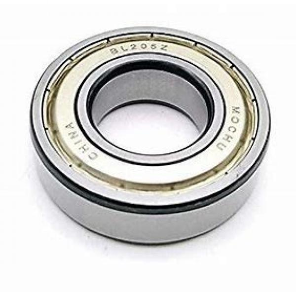 25 mm x 62 mm x 17 mm  FBJ NF305 cylindrical roller bearings #1 image