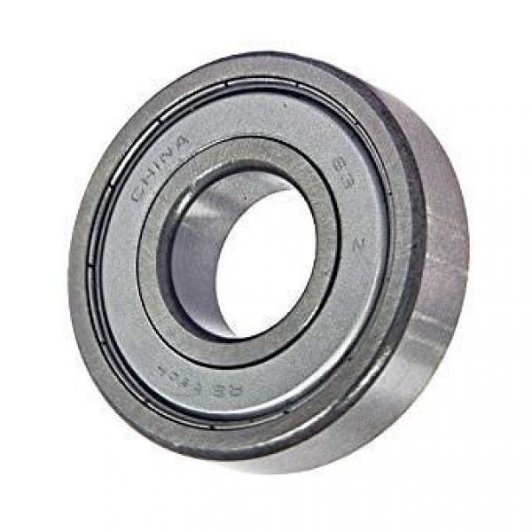 30 mm x 55 mm x 13 mm  NKE 6006-Z-N deep groove ball bearings #1 image