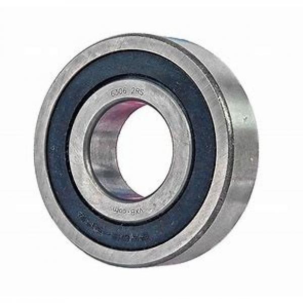 30 mm x 55 mm x 13 mm  FAG 7006-B-2RS-TVP angular contact ball bearings #1 image