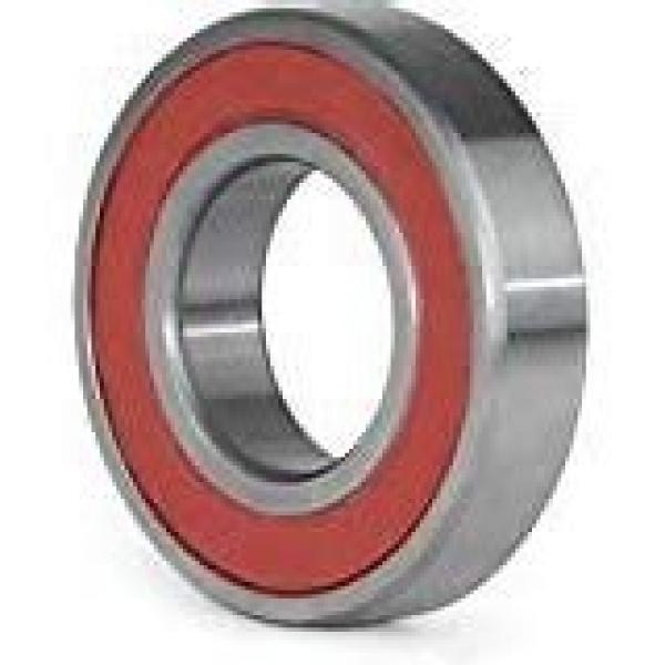 30 mm x 55 mm x 13 mm  NSK 7006CTRSU angular contact ball bearings #1 image