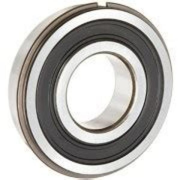 30 mm x 62 mm x 16 mm  NKE 6206-2Z-N deep groove ball bearings #1 image