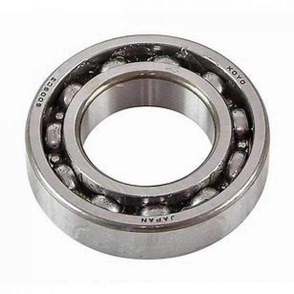 30 mm x 62 mm x 16 mm  NKE 7206-BECB-MP angular contact ball bearings #1 image