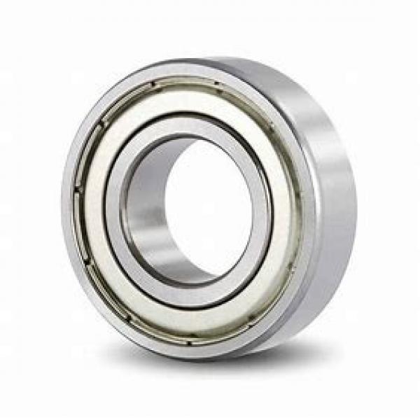 30 mm x 62 mm x 16 mm  NSK 6206T1XZZ deep groove ball bearings #1 image