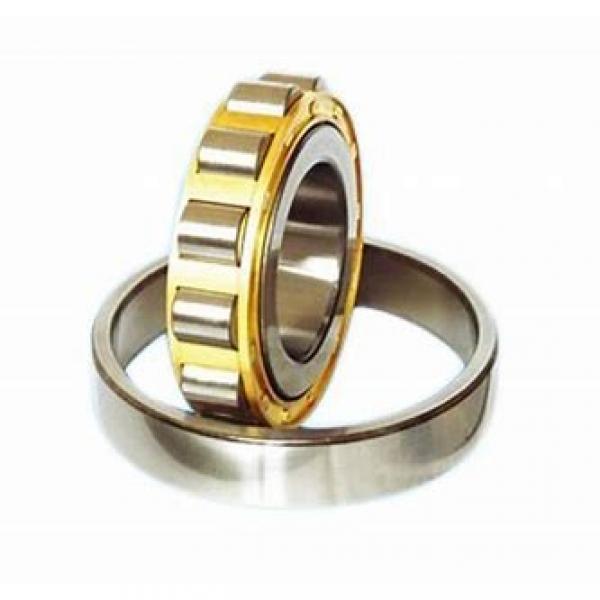 85 mm x 130 mm x 22 mm  NSK QJ1017 angular contact ball bearings #1 image