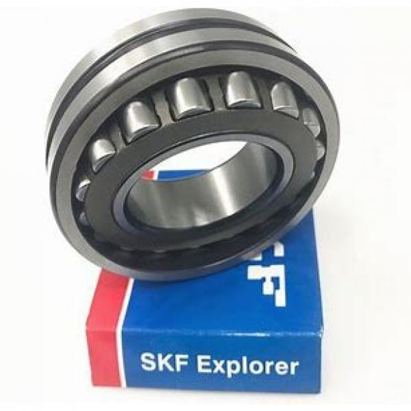 85 mm x 130 mm x 22 mm  NSK 85BER10H angular contact ball bearings #1 image